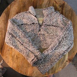 Altar'd State Sherpa Pullover!